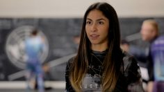 Priscilla Herrera Jiu Jitsu Purple Belt from the United States